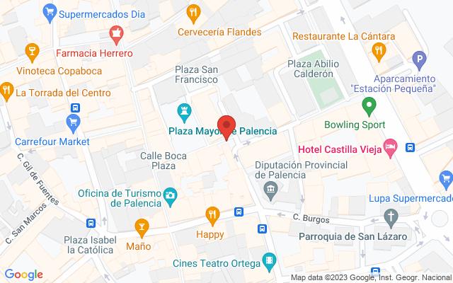 Administración nº4 de Palencia