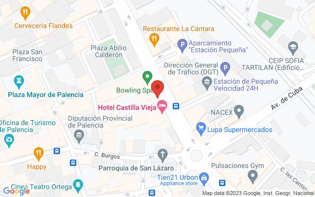 Administración nº6 de Palencia