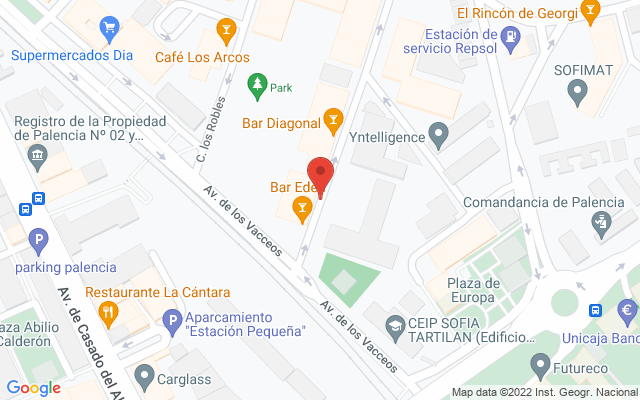 Administración nº15 de Palencia