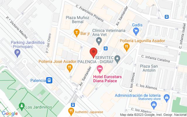 Administración nº13 de Palencia