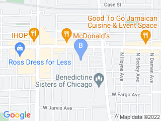 Map of Doggy Love Camp Dog Boarding options in Chicago | Boarding