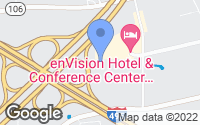 Map of Mansfield, MA