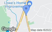 Map of Plainville, MA