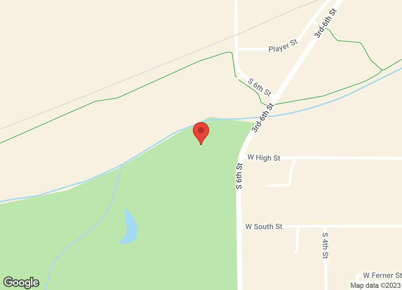 Google Map of VCA Marshalltown Animal Hospital