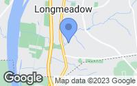 Map of Longmeadow, MA