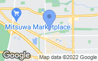 Map of Mount Prospect, IL