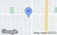 Map of Morton Grove, IL