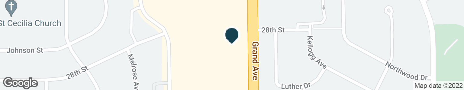 Google Map of2719 GRAND AVE