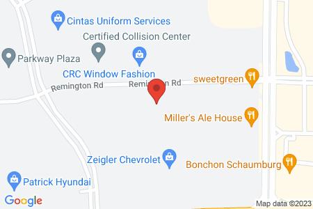 static image of1305 Remington Road, Suite U, Schaumburg, Illinois
