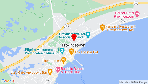 Google Map of 24 Pearl Street, Provincetown, MA 02657