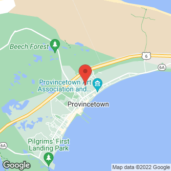 Map of Andrew Wang, MD at 49 Harry Kemp Way, Provincetown, MA 02657
