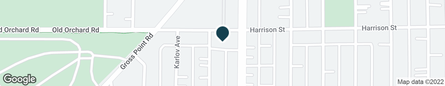 Google Map of4009 OLD ORCHARD RD
