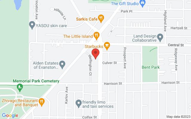 static image of 2530 Crawford Avenue, Suite 304, Evanston, Illinois