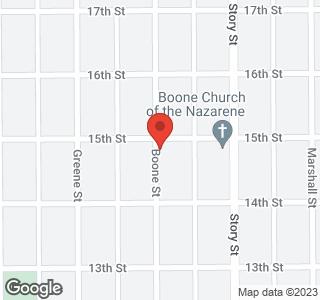 1428 Boone Street
