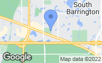 Map of South Barrington, IL