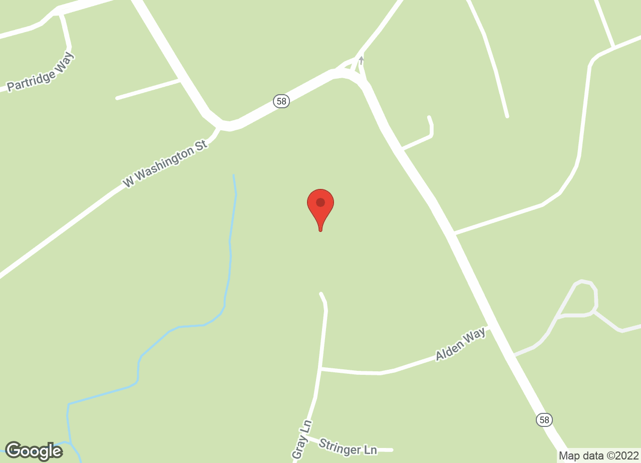 Google Map of VCA Hanson Animal Hospital