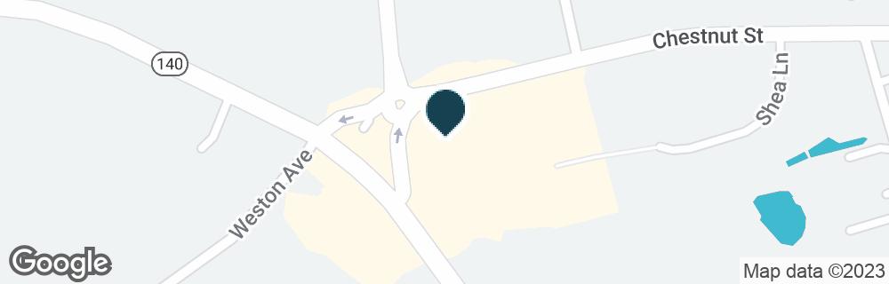 Google Map of121 MAIN ST