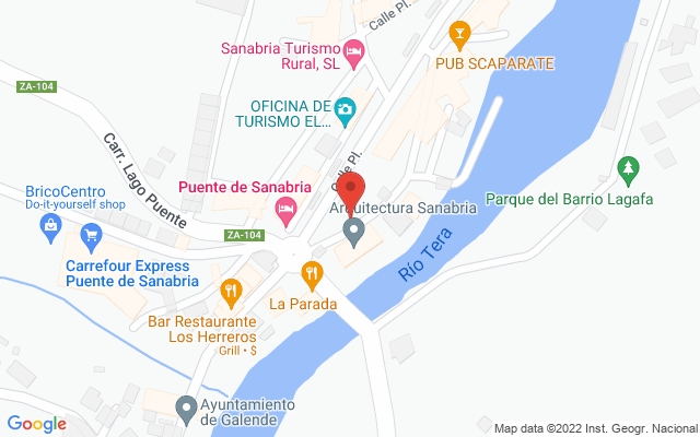 Administración nº1 de El Puente de Sanabria