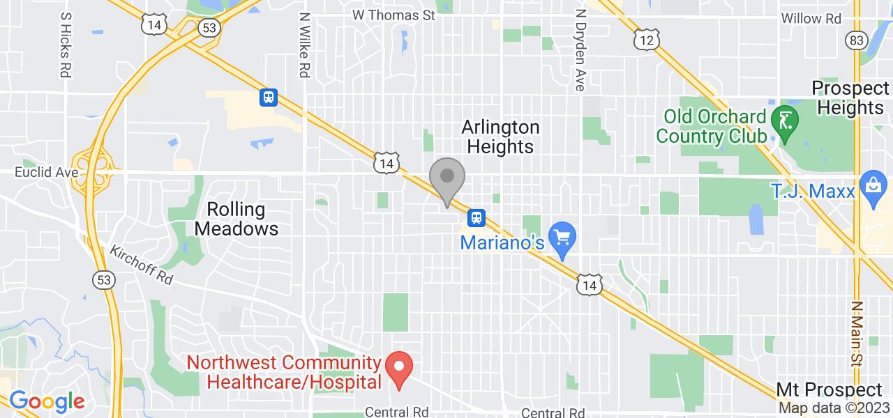342 W Miner St, Arlington Heights, IL 60005, USA