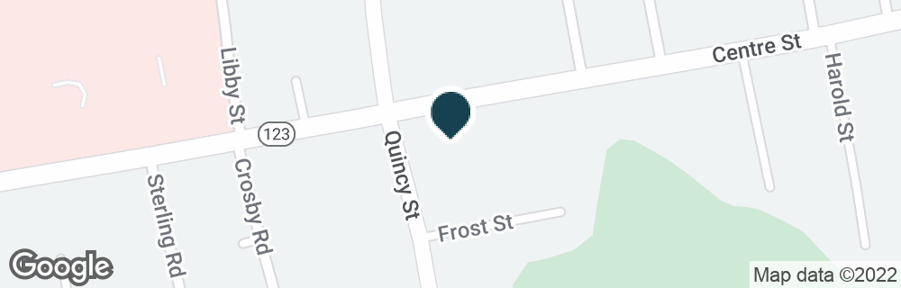 Google Map of771 CENTRE ST