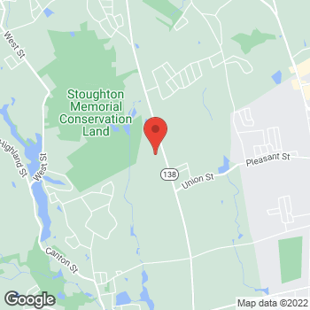 Map of Kambiz Negahban, MD at 15 Roche Brothers Waysuite 100, North Easton, MA 02356