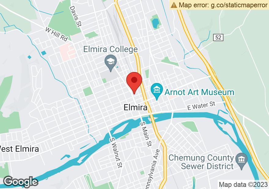 Google Map of 402 N MAIN ST