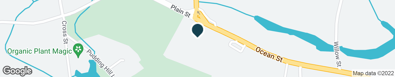 Google Map of2177 OCEAN ST
