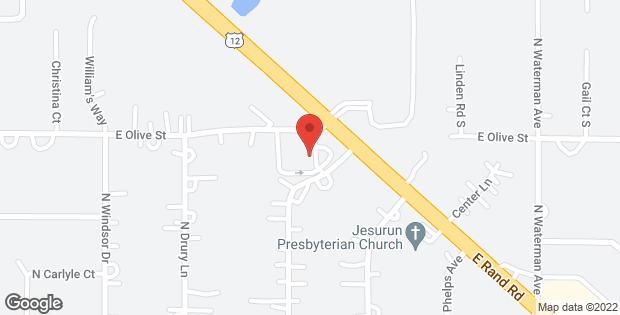 1845 E RAND Road L109 Arlington Heights IL 60004