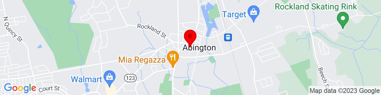 Google Map of 42.1048228, -70.9453218