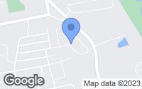 Map of Brockton, MA