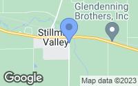 Map of Stillman Valley, IL
