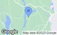 Map of Charlton, MA