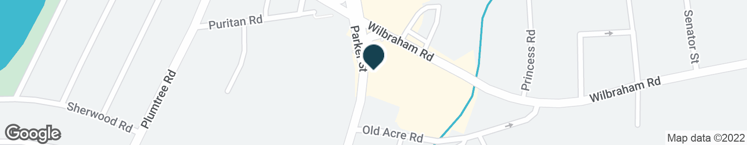 Google Map of1919 WILBRAHAM RD