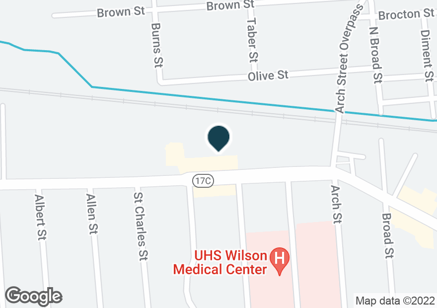 Google Map of335 MAIN ST