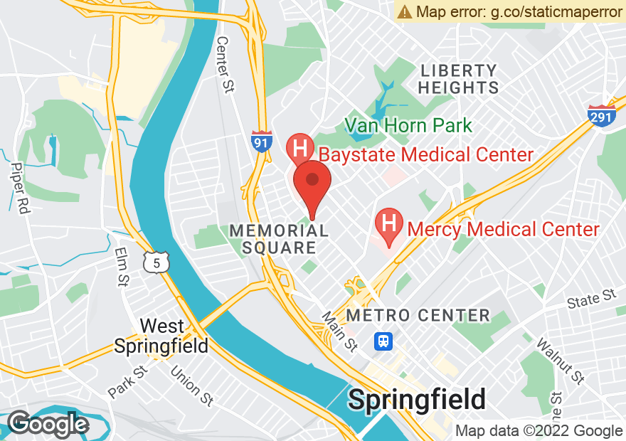 Google Map of 619 CHESTNUT ST
