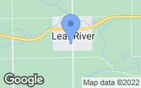 Map of Leaf River, IL