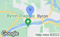 Map of Byron, IL