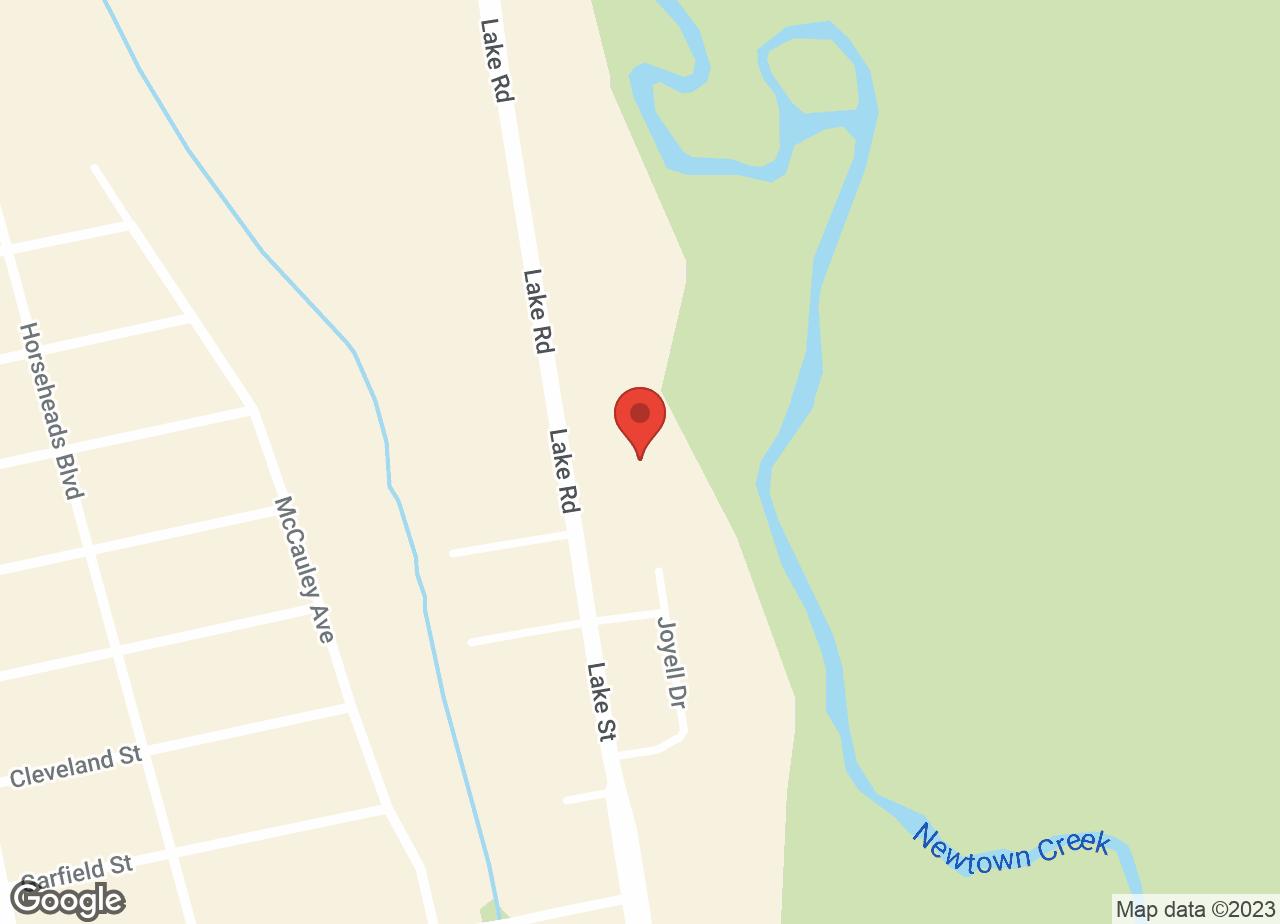 Google Map of VCA Chemung Valley Animal Hospital
