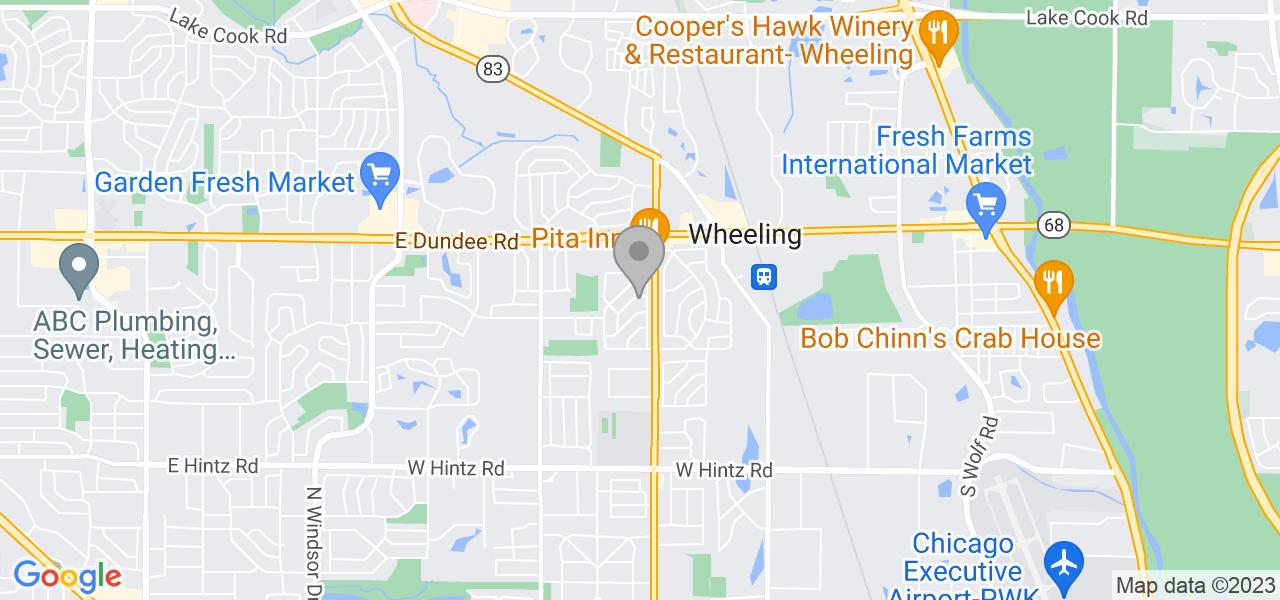205 Albert Terrace, Wheeling, IL 60090, USA