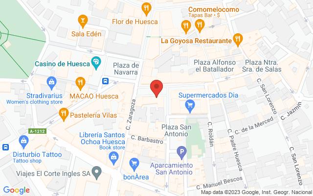 Administración nº6 de Huesca