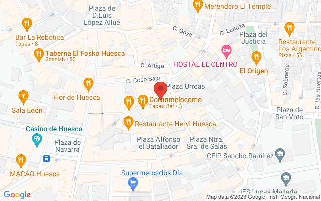 Administración nº7 de Huesca