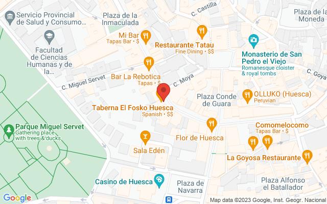 Administración nº1 de Huesca