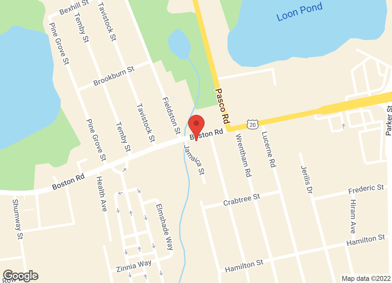 Google Map of VCA Boston Road Animal Hospital