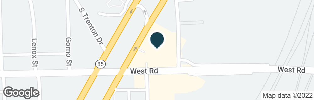Google Map of1700 WEST RD