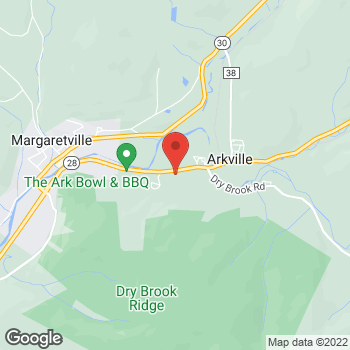 Map of Carquest Auto Parts at 42812 State Hwy 28, Arkville, NY 12406