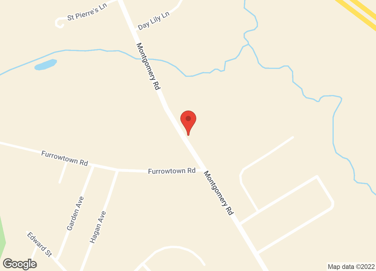 Google Map of VCA Montgomery Road Animal Hospital