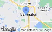 Map of Barrington, IL
