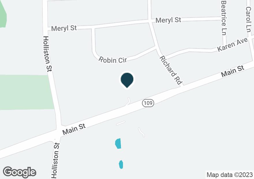 Google Map of68 MAIN ST