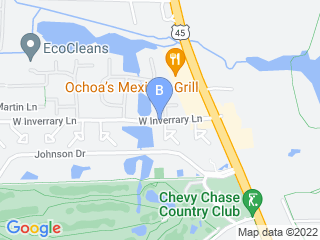 Map of A Paw Above The Rest Dog Boarding options in Deerfield | Boarding