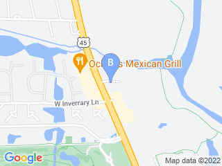Map of Kramers Pet Sitting Dog Boarding options in Deerfield | Boarding